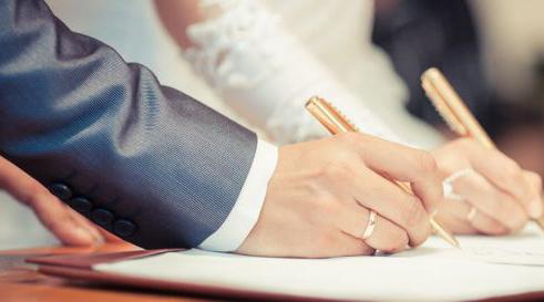 le contrat de mariage est il utile en 2019. Black Bedroom Furniture Sets. Home Design Ideas
